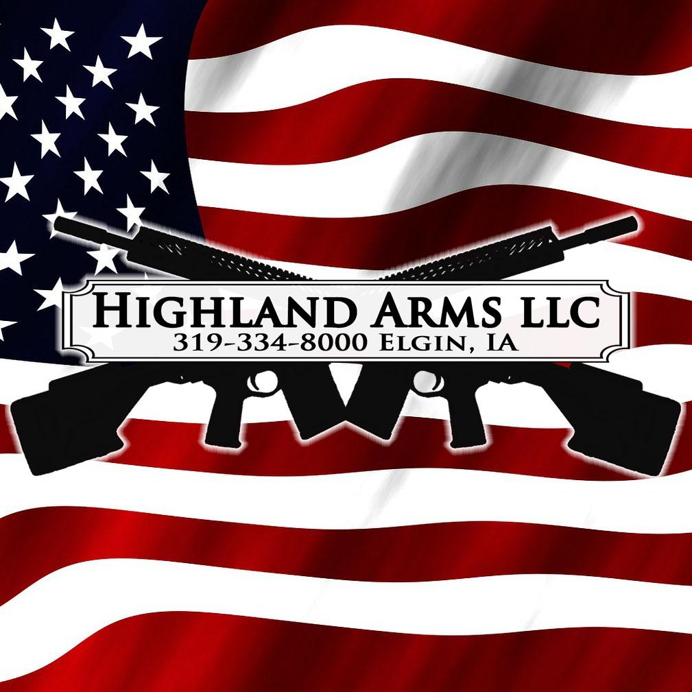 Highland Arms LLC Logo
