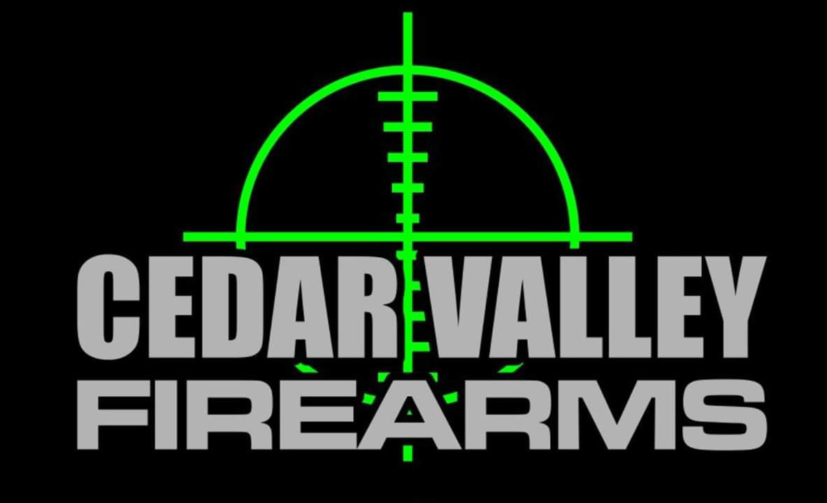 Cedar Valley Firearms LLC Logo