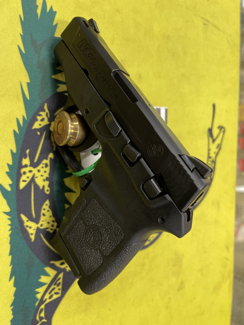 Smith & Wesson Bodyguard 380 ACP Picture