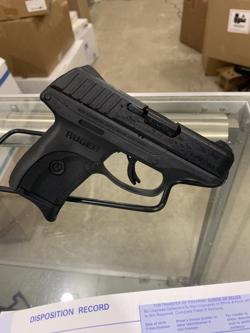 Ruger EC9s 9mm Picture