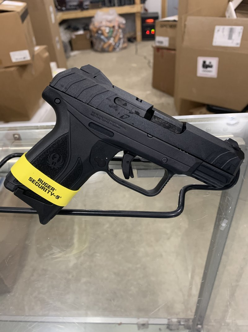 Ruger Security 9 compact 9mm Picture