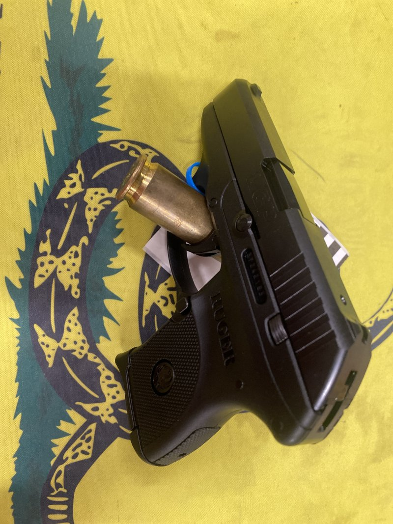 Ruger LCP .380ACP Picture