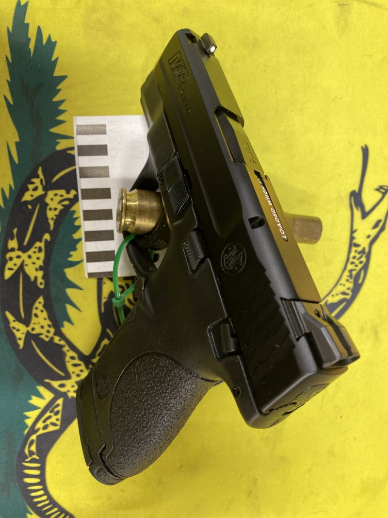 Smith & Wesson M & P Shield 9mm Picture