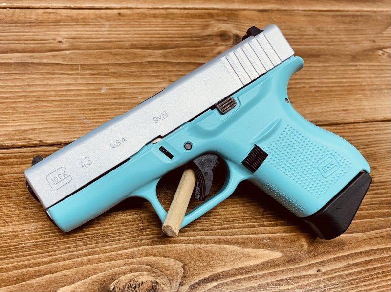 Apollo Custom Glock 43, 9mm Picture