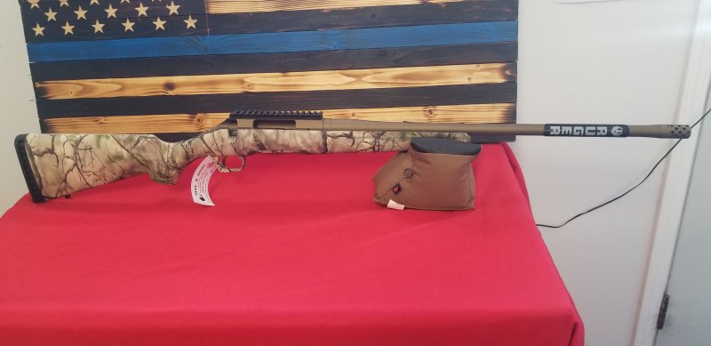 Ruger American 450bm Picture