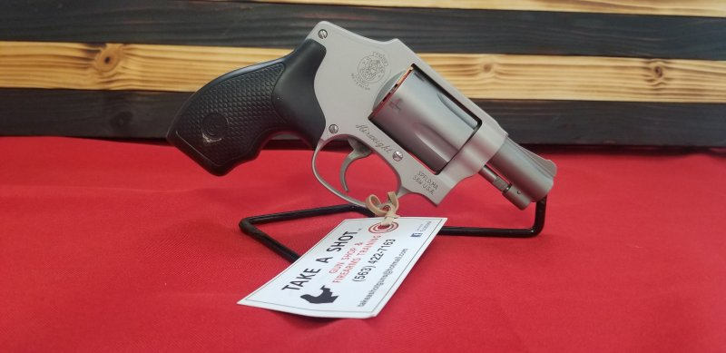 Smith &Wesson 642 Airweight Picture
