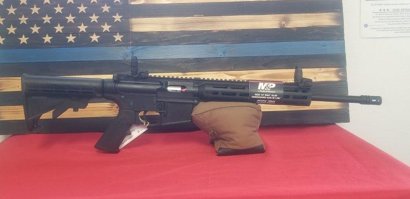 Smith & Wesson M&P 15-22 Picture