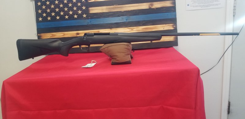 Browning XBOLT 300win. Picture