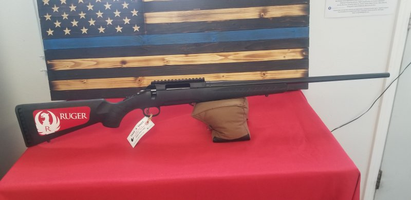 Ruger American 6.5cm Picture