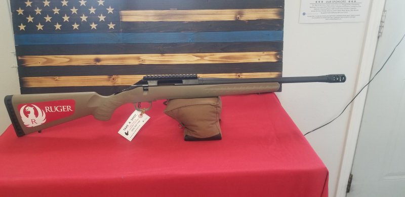 Ruger American Ranch 450bm Picture