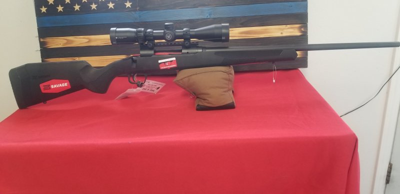 Savage 110 Apx 243 Picture