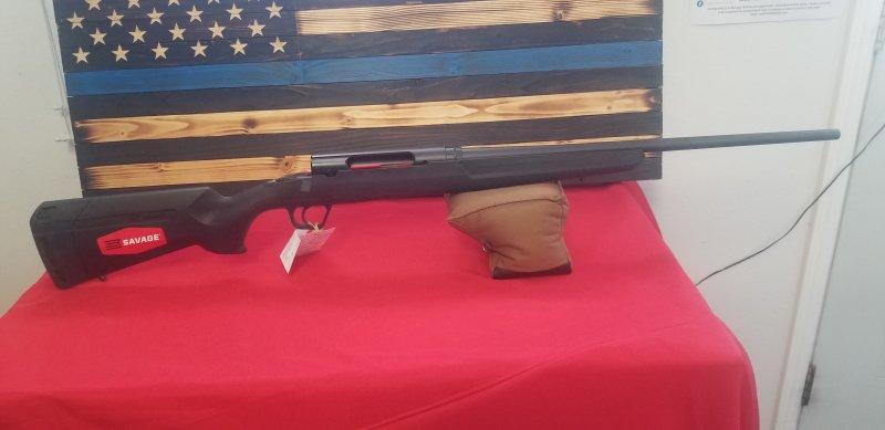 Savage Axis 223 Picture