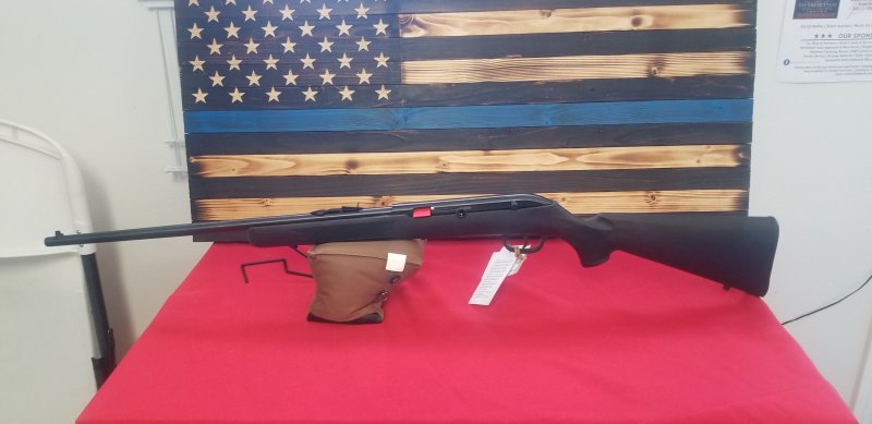Savage 64 22lr LEFTHAND Picture