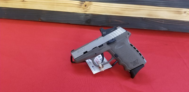 SCCY CPX2 W/CT RED DOT Picture