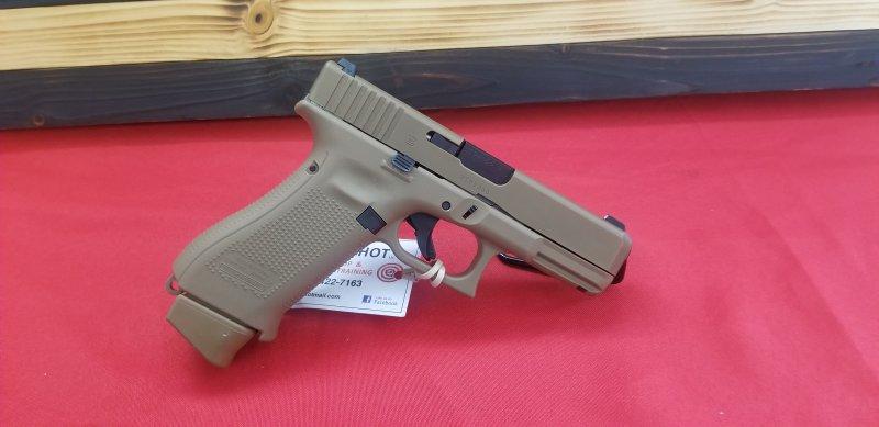 Glock 19x Picture