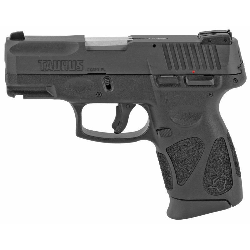 Taurus G2C 9 mm pistol 12-shot Matte Black Polymer #G2C93112  Picture