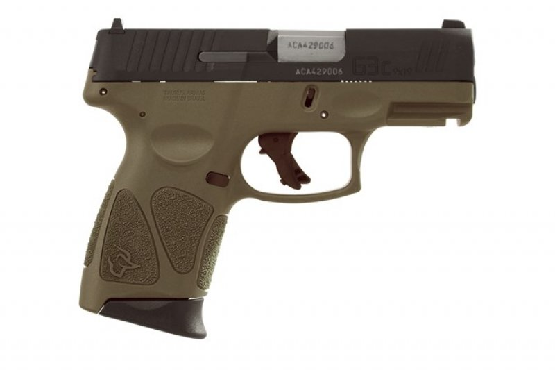 Taurus G3C 9mm ODG/BLK 12-rd (3 mags) NEW  Picture