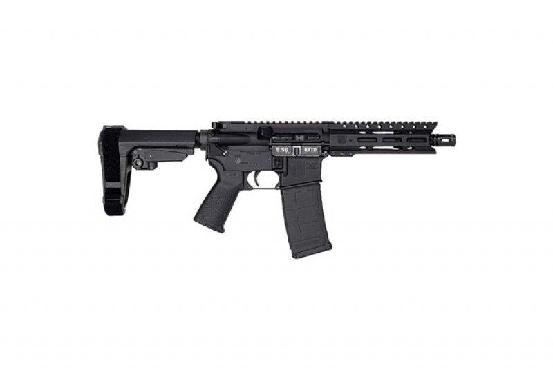 Diamondback Carbon DB15 pistol .223/5.56 w/SB3 Brace Picture