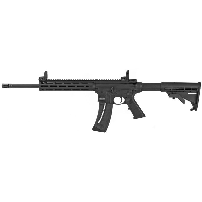 """S&W M&P 15-22 AR Style rifle 16.5"""" TB #10208 Picture"""