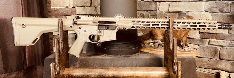 Stag-15 SPR FDE Picture