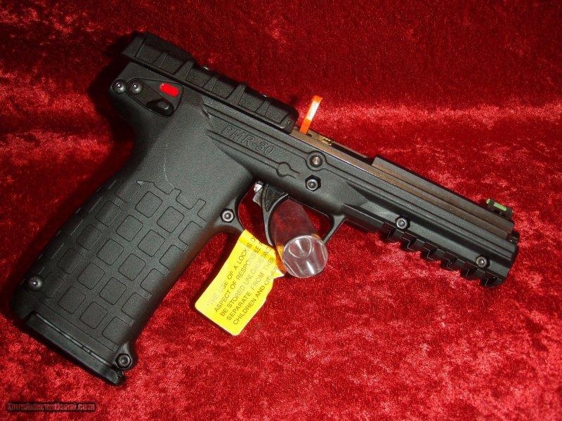 KELTEC PMR-30 semi-auto pistol .22 mag BLK NEW Picture