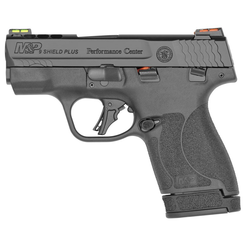 Smith & Wesson Shield Plus PC 9 mm 13-rd FO Ported Picture