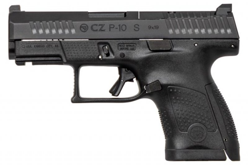 """CZ-USA P-10 S 9 mm 3.5"""" bbl 10-round (2) mags NEW #01560 Picture"""