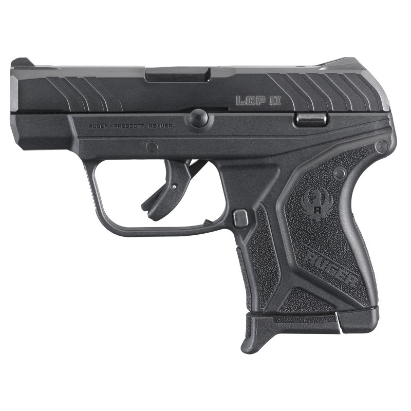 """Ruger LCP II .380 acp pistol 2.75"""" bbl Black 6-rd NEW #3750 Picture"""