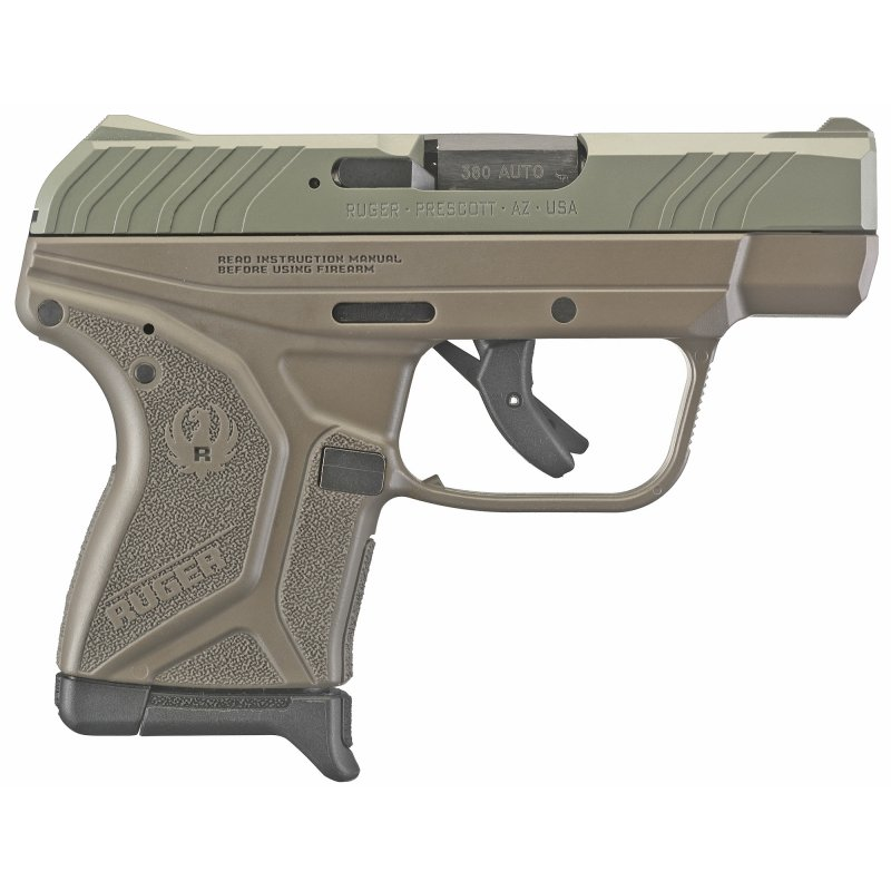 Ruger LCP II Compact 380 acp Jungle Green TALO Edition NEW #3779 Picture