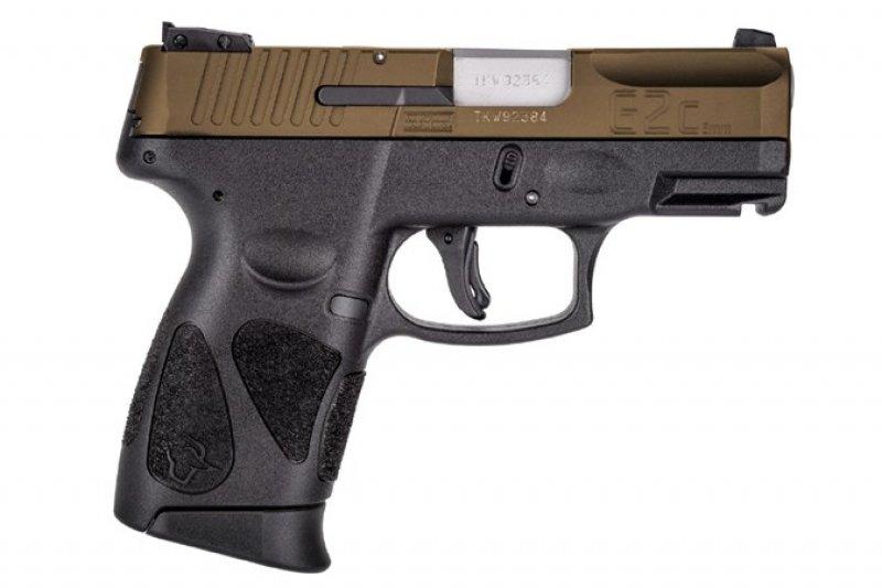 Taurus G2C 9mm pistol 12-shot Burnt Bronze/Black NEW #G2C93A-12 Picture