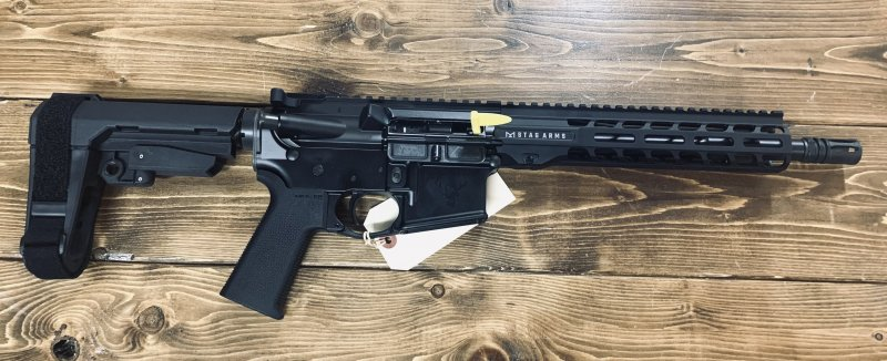 Stag-15 Tactical Pistol Picture