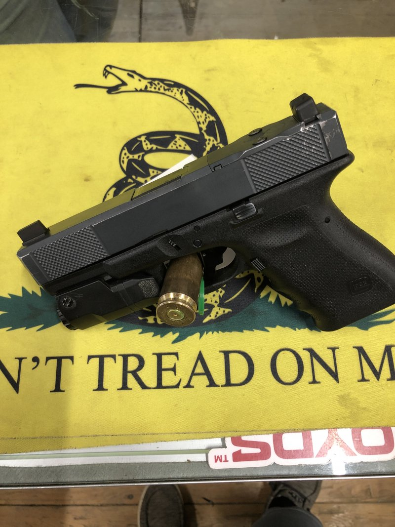 Glock 19 G19RTF2 Picture