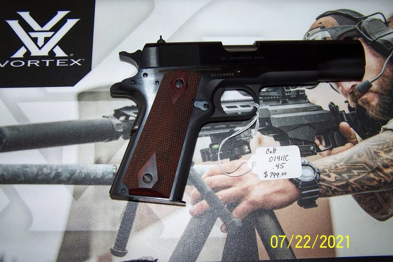 Colt 1911 Picture