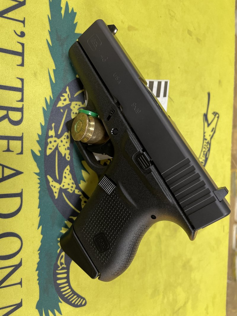 Glock G43 9mm Picture