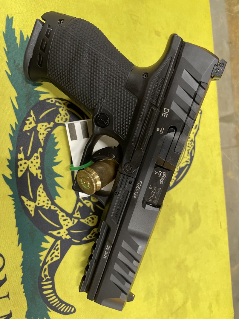 Walther PDP 9mm Picture